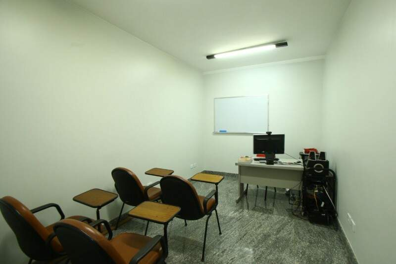 Sala de aula - Foto André Bittar