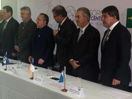 """Para Reinaldo, combate ao crime será ineficiente sem """"blindagem"""" das fronteiras"""