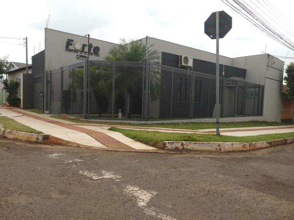 Empresa alvo do Gaeco fica localizada na Vila Planalto. (Foto: Bruna Kaspary)