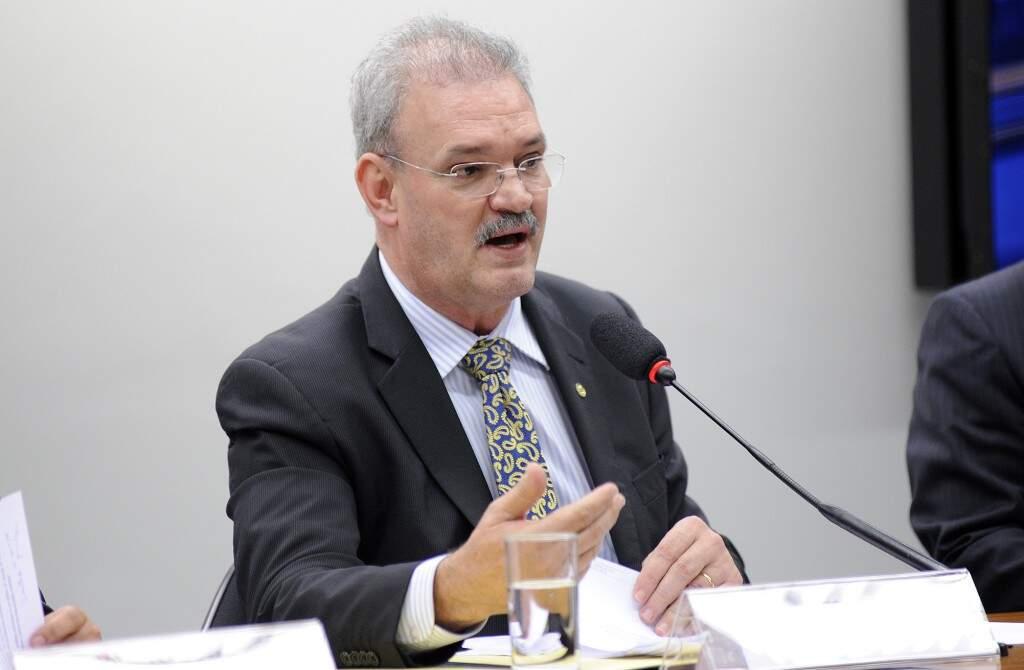 Geraldo Resende acredita que emenda seja vetada (Foto: Lucio Bernardo Jr. /Câmara dos Deputados)