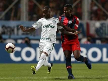 San Lorenzo vence o Palmeiras por 1 a 0 e assume a liderança do Grupo F