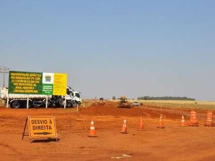 Governo dá largada a pavimentação de nova rota para escoar safra