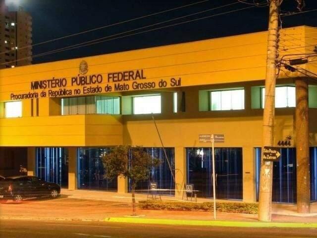 Procuradoria Regional Eleitoral é destino de denúncias feitas por má-conduta durante pré-campanha e na propaganda intrapartidária. (Foto: PRMS/Divulgação)