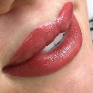 Micropigmentação de lábios - Foto Divulgação