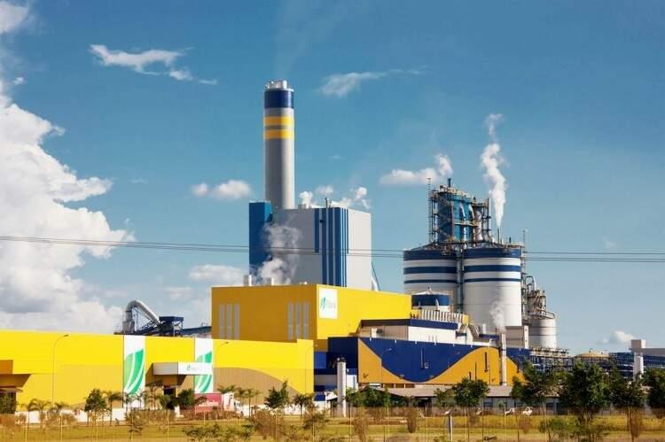 Fábrica da Fibria também está localizada em Três Lagoas. (Foto: Divulgação)