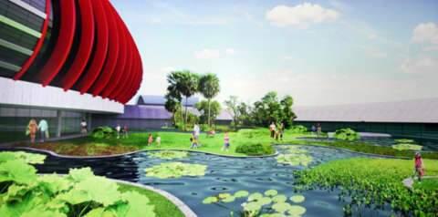 Agesul nega recursos e marca licitação do Aquário do Pantanal para 2ª feira