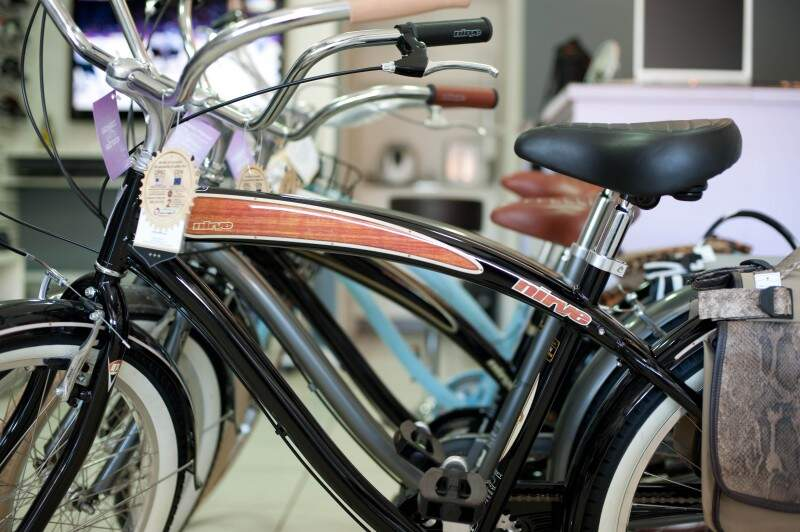 Com concorrência no Paraguai, vender bicicleta sofisticada não é tarefa fácil