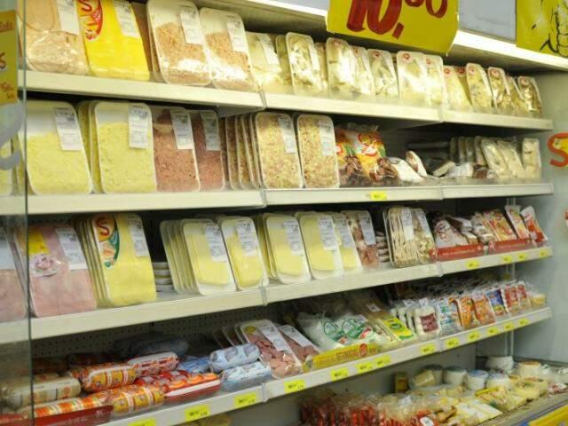 Estabelecimento possui uma variedade de produtos. (Foto: Alcides Neto)