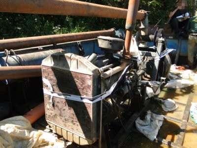 MPF faz operação para fiscalizar fechamento de baías no rio Taquari