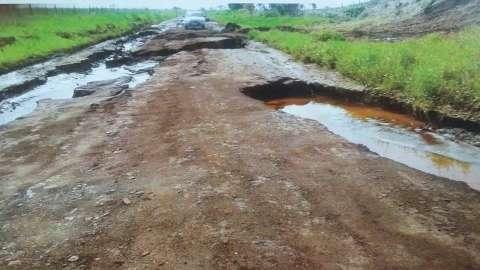 Com chuva forte desde janeiro, Ponta Porã decreta situação de emergência