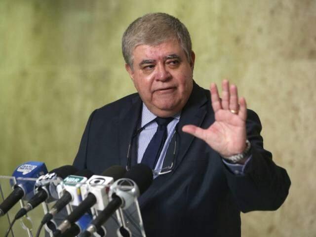 Marun disse esperar que sua ação resulte em providências para acabar com vazamentos de investigações. (Foto: Valter Campanato/Agência Brasil)