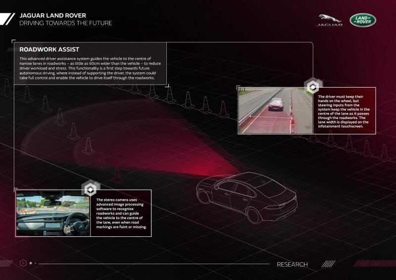 Jaguar Land Rover inicia testes com veículos autônomos