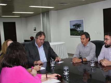 Prefeitura e MPMS firmam acordo para adequar unidades do Cras e Creas