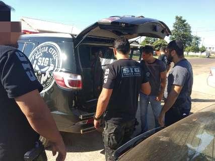 Na carreira há uma década, traficante rival de Piloto fugiu da prisão em 2017
