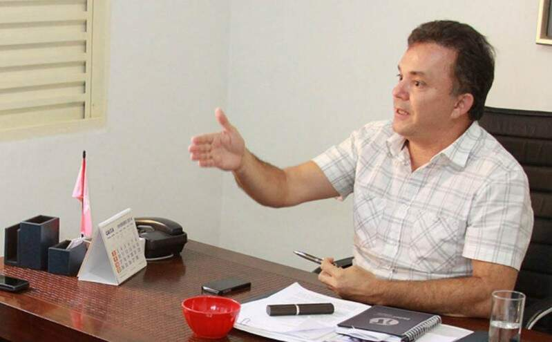 Vander Loubet (PT); parlamentar é acusado de cometer 110 crimes. (Foto: Arquivo)