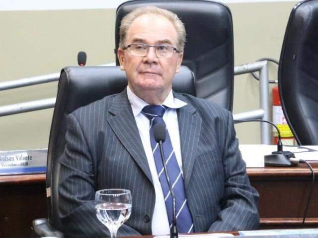 Idenor é acusado de destruir provas da Máfia do Consignado, que levou vereadores para a cadeia em 2011 (Foto: Arquivo)