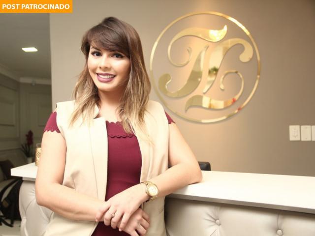 Thaiane Lopes ficou conhecida nas redes sociais e abriu espaço de beleza com equipe de profissionais talentosos.