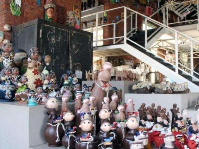Artesanato do Estado marcará presença nesta semana em feira de Minas Gerais