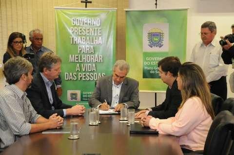 Governo e Energisa vão investir R$ 4,4 milhões no Centro de Convenções