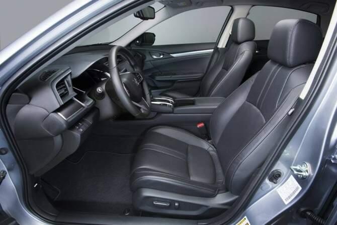 Novo Honda Civic 2017 é apresentado oficialmente