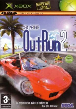 Outrun2 foi lançado para Arcade e Xbox e apesar da grande qualidade, passou batido do grande público da época.