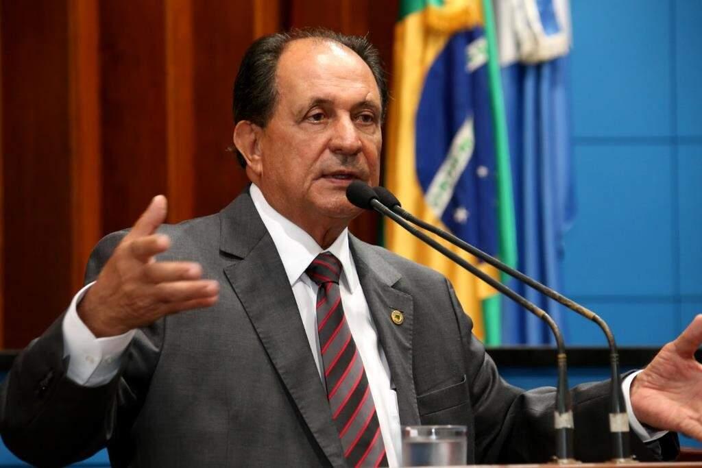 Zé Teixeira disse que era amigo pessoal do ex-governador (Foto: Victor Chileno/ALMS)