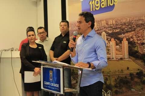 Com 23 obras, Trad diz que aniversário de Campo Grande será de entregas