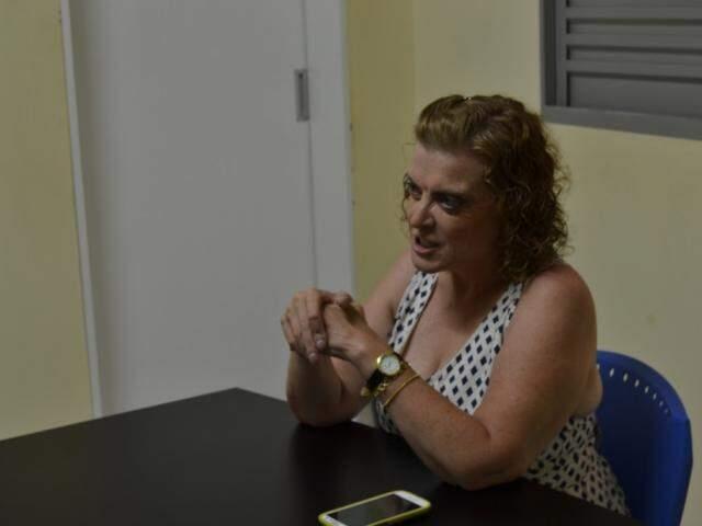 Tarcísia participou de 15 processos seletivos na sua jornada para voltar ao mercado de trabalho (Foto: Graziella Almeida)