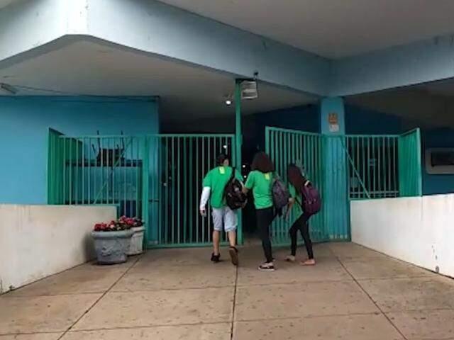 Após quatro dias de greve, tudo normal nas escolas da rede estadual