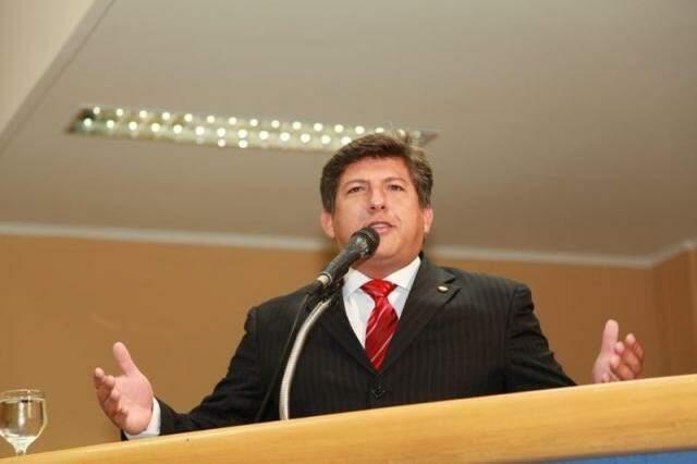 Vereador Lídio Lopes é acusado de traição e fazer campanha contra partido (Foto: Divulgação)