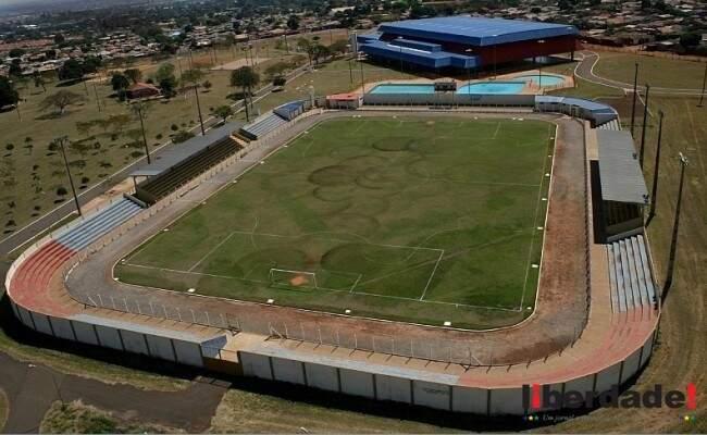 Estádio Jacques da Luz recebe clássico Comerário pelo Estadual Sub-19 neste sábado (Foto: Arquivo/O Liberdade)