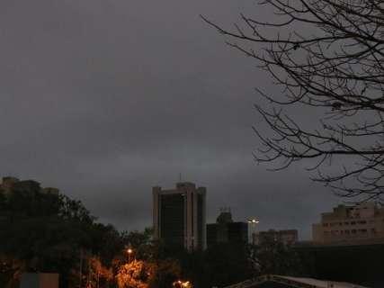 Frente fria chega e derruba as temperaturas em cidades de Mato Grosso do Sul