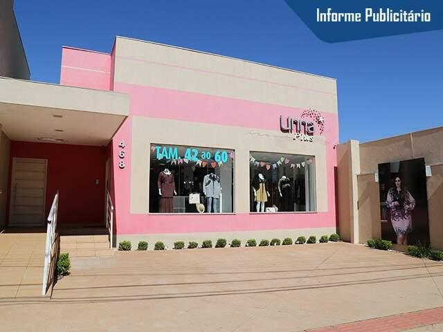 A Unna Plus fica na Rua da Paz, 468, Jardim dos Estados (Foto: Divulgação)