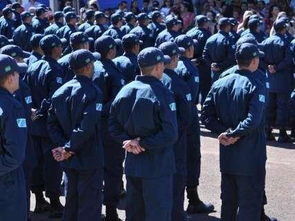 Governo divulga em julho classificação final dos concursos de PM e bombeiro