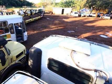 Paralisação de caminhoneiros atrasará obras em rodovias, prevê secretário