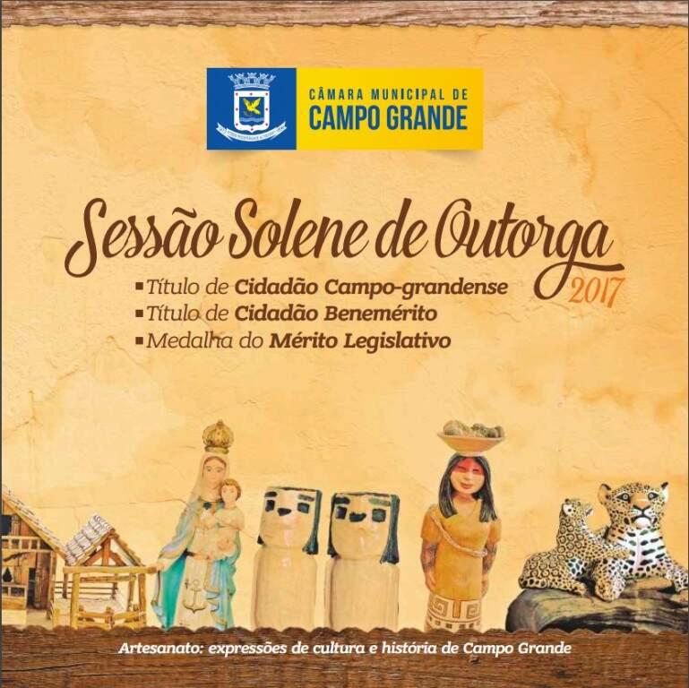 Câmara promove sessão solene em homenagem aos 118 anos da Capital. (Foto: Divulgação/Câmara)