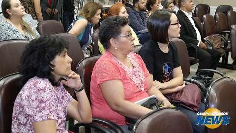 Acolhimento a idosos é debatido em audiência na Câmara de Vereadores
