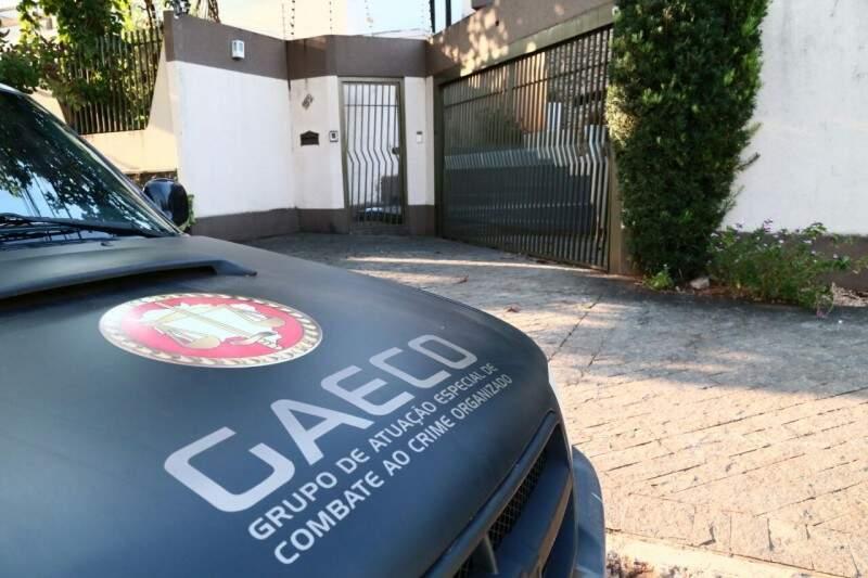 Gaeco esteve na casa de todos os acusados e recolheu documentos (Foto: Marcos Ermínio/Arquivo)