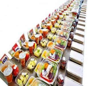 As refeições são preparadas na Revitaliza sem adição de nenhum alimento industrializado. (Foto: Guilherme Molento)