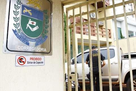 Gaeco prende ex-comandante da Polícia Militar Rodoviária e sargento