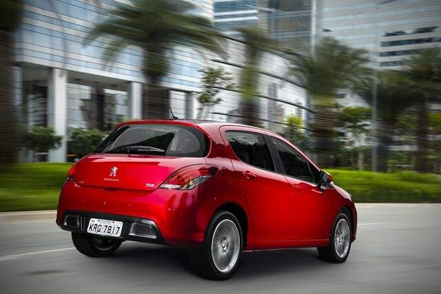 Novo Peugeot 308 é lançado no Brasil