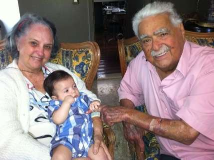 """Aos 85, Pedrossian fala da paixão pela política e como """"fez muita coisa"""""""