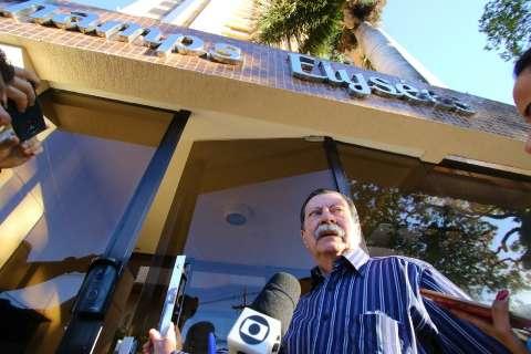 Defesa diz desconhecer motivo de operação contra André Puccinelli