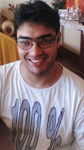 Giovanni deixou sorriso e fé como lembranças para amigos e familiares.