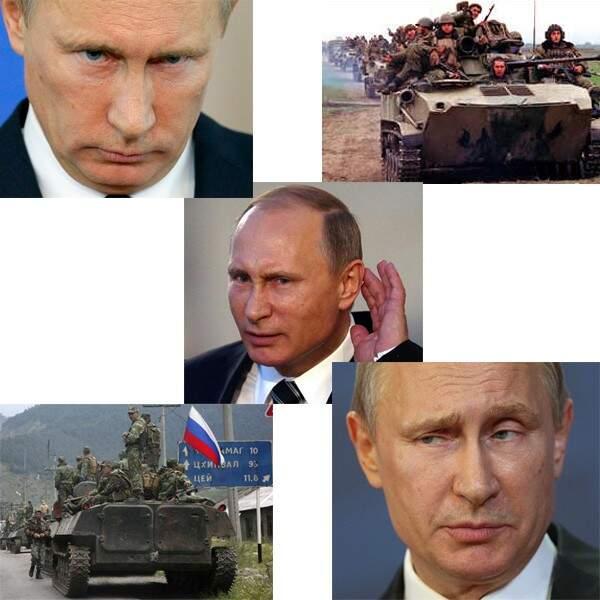 Só falta a Rússia invadir o Brasil