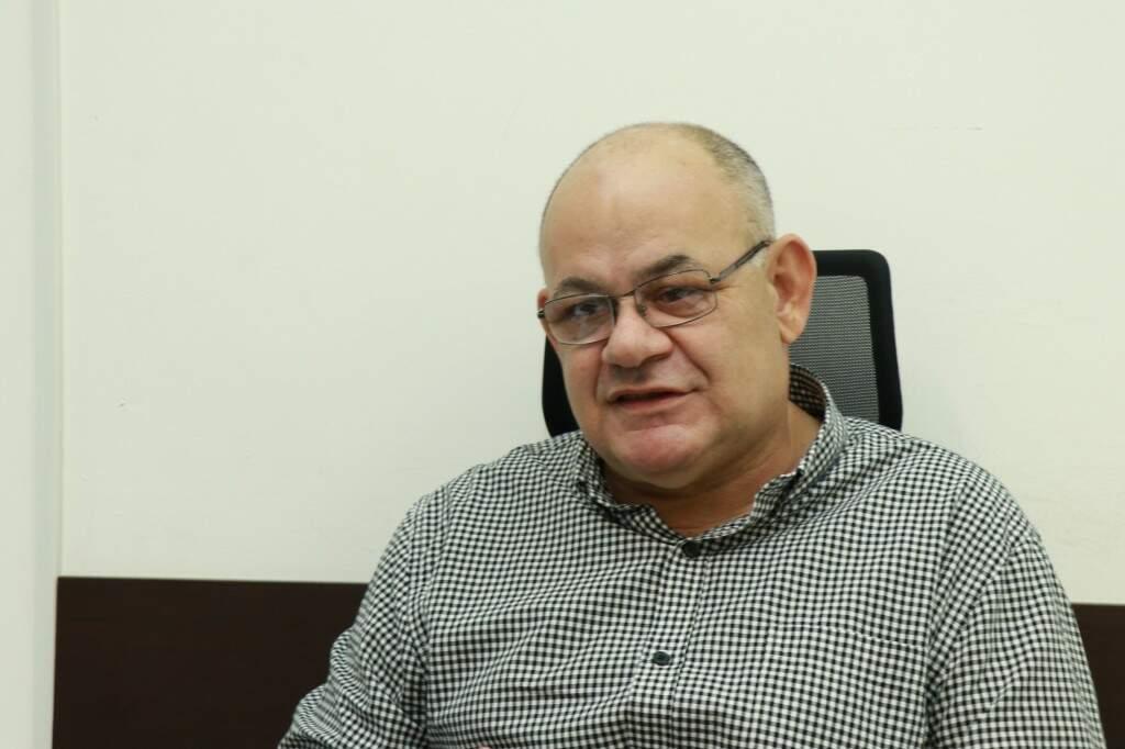Diretor da Primeira Opção, o empresário Paulo Silva participa do feirão pela quinta vez. (Foto: Henrique Kawaminami)