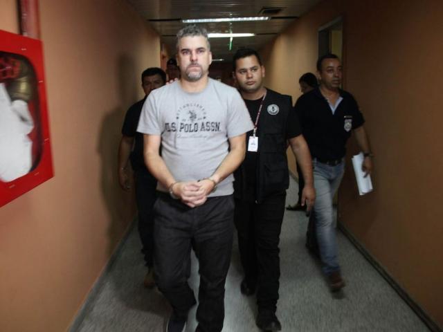 Marcelo Piloto está preso no Paraguai, que vai acelerar extradição após descobrir outro plano de fuga (Foto: Divulgação)