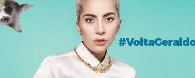 Campanha com a participação da cantora Lady Gaga.