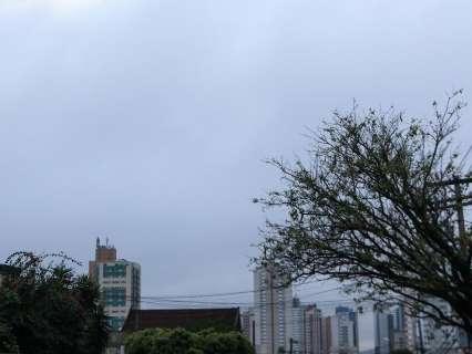 Chuva dá trégua para a região sul, mas previsão é de tempo nublado