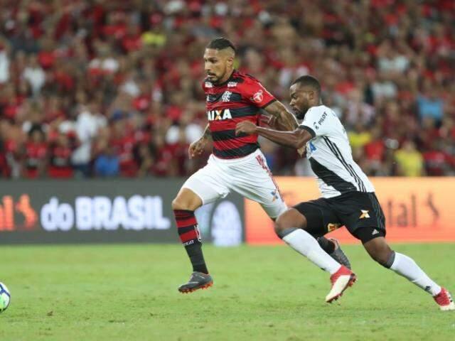 Mesmo no 0 a 0, Flamengo se classifica para as quartas de final. (Foto: Gilvan de Souza / Flamengo)